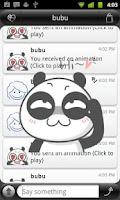 Screenshot of Panda Emoji