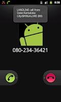 Screenshot of ShaPlus Caller Info (India)