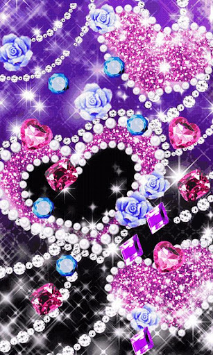 Jewelry★Night ライブ壁紙