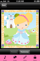 Screenshot of Cinderella Princess Games