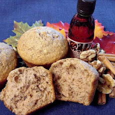 Maple Walnut Muffins