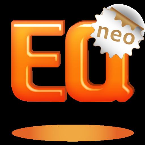 媒体与影片のEQneo LOGO-記事Game