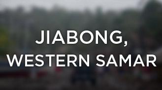 Jiabong, Western Samar