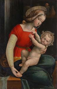 RIJKS: Defendente Ferrari: painting 1526