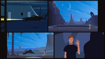 Screenshot of Another World