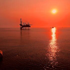 sun set at sea from a ship.JPG