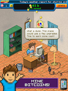 Game Bitcoin Billionaire APK for Kindle