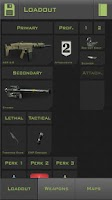 Screenshot of MW3 Class Builder