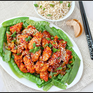 Sweet Chili Chicken