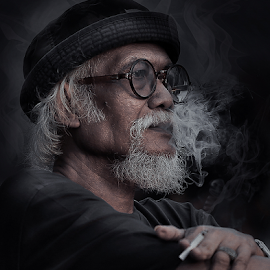 by Tedjo Harjanto - People Portraits of Men