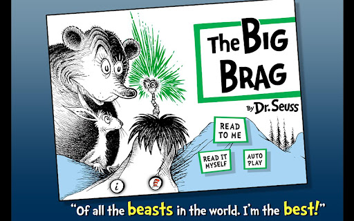 The Big Brag - Dr. Seuss