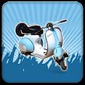 Vespa Classic Full Theme icon