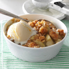 Winning Apple Crisp