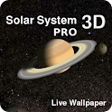 Solar System 3D Wallpaper Pro icon