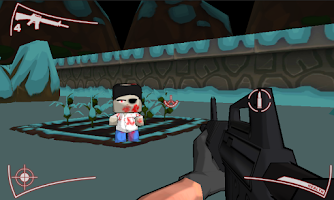 Screenshot of Top Shooting Games FPS Zombie