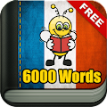 Learn French - 6,000 Words APK baixar
