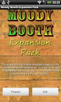 Screenshot of Moody Booth Expansion Pack