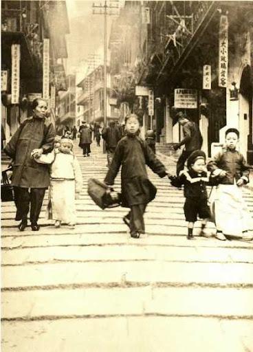 Hong-Kong d'autrefois - Partie 3 dans Photographies du monde d'autrefois