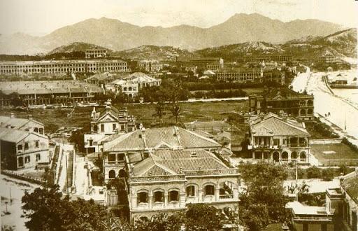 Hong-Kong d'autrefois - Partie 5 dans Photographies du monde d'autrefois