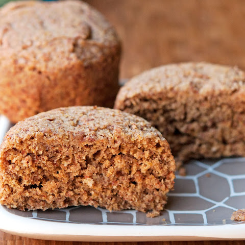 Minute GF Flaxseed Muffins