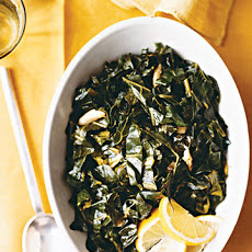 Collard Greens with Lemon