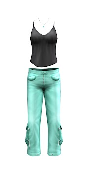 The Sims 2 H&M Fashion Stuff