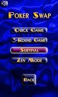 Screenshot of Poker Swap Pro