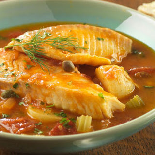 Tilapia Fish Vegetable Stew Recipes