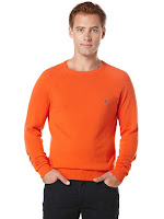 Original Penguin JERSEY CREW NECK SWEATER