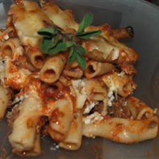 Best Ziti Ever