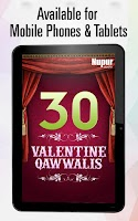 Screenshot of 30 Valentine Qawwalis