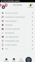 Screenshot of Knab App