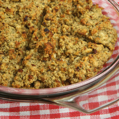 Mushroom, Onion and Sage Stuffing