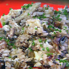 Turkey, Basmati and Wild Rice Casserole