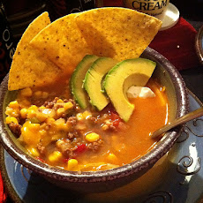 Better Than Paula's Taco Soup