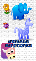 Screenshot of Animals Sounds Ringtones