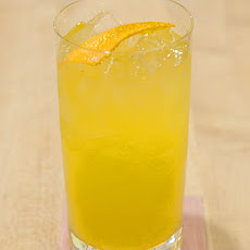 Burnt-Orange Highball