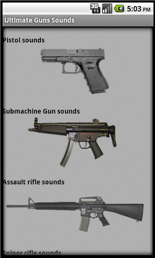 【免費娛樂App】Ultimate Gun Soundboard-APP點子
