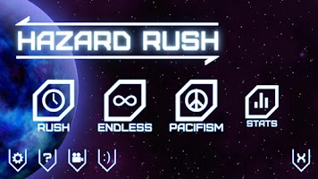 Screenshot of Hazard Rush