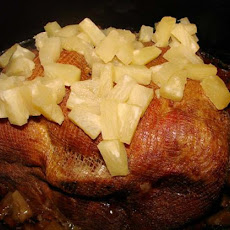 Holiday Ham (Slow Cooker)