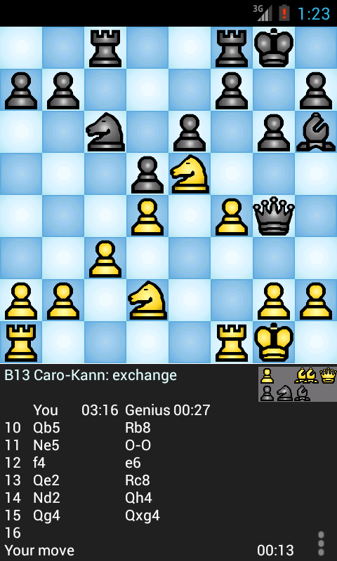 Chess Genius Screenshot 1