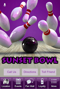 Sunset Bowl Waterloo New York - screenshot