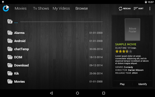 MVideoPlayer Pro - screenshot