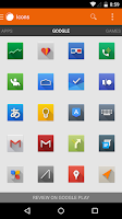Screenshot of Nox - Icon Pack
