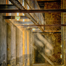 Old prison by Macinca Adrian - Buildings & Architecture Decaying & Abandoned