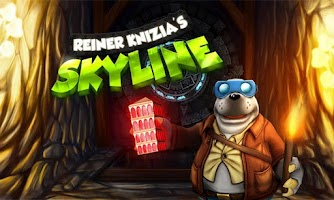 Screenshot of Reiner Knizia's Skyline Free