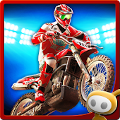 MOTOCROSS MELTDOWN APK for Bluestacks