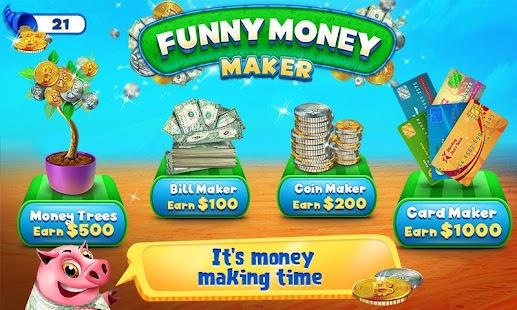money maker games
