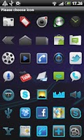 Screenshot of Honeycomb PRO GO Launcher