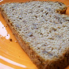 Honey Whole Wheat Pecan Bread (Bread Machine)